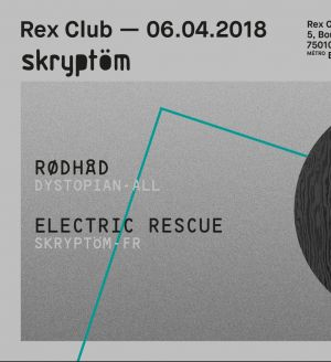 Skryptom Night Speciale 30ans: Rødhåd, Electric Rescue