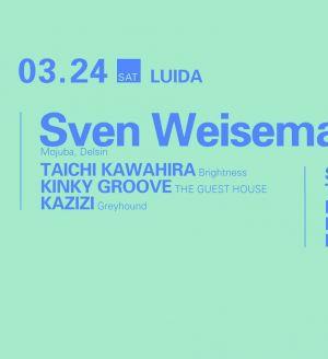 Sven Weisemann at LUIDA