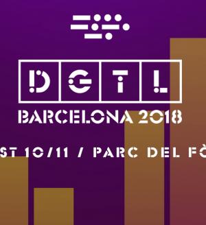 Rødhåd, Tijana T at DGTL Barcelona 2018