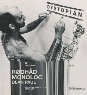 Prototype 070: Dystopian – Rødhåd, Monoloc