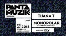 Pantamuzik presenta: Tijana T