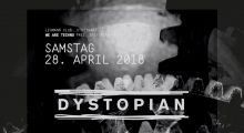 28APR2018: Dystopian Nacht w/ Function, Ø [Phase], Jon Hester at Lehmann Stuttgart