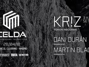 CELDA Techno Club – Kr!z