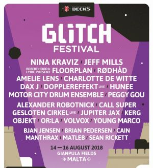 Rødhåd at Glitch Festival 2018