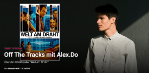 Groove Mag Off The Tracks mit Alex.Do