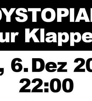Dystopian x Zur Klappe #4