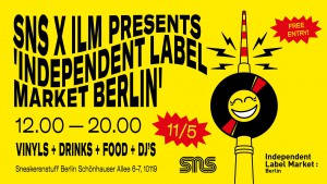 11 May 2019: Dystopian at Independent Label Market Berlin