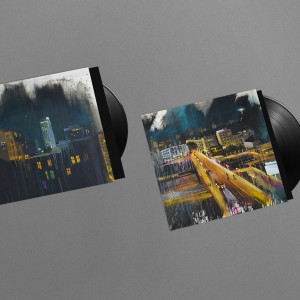 out now: Beroshima – Interplugreaction Remixes (Dystopian028.1 & 028.2)