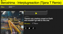 Resident Advisor New Tracks: Beroshima – Interplugreaction (Tijana T Remix)