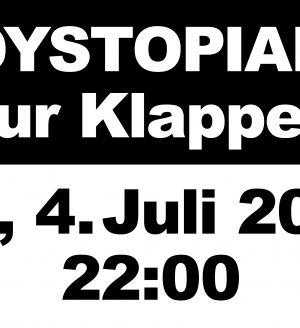 Dystopian x Zur Klappe #9