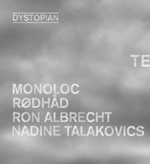 10 years Dystopian at Distillery, Leipzig w/ Monoloc, Nadine Talakovics, Rødhåd, Ron Albrecht
