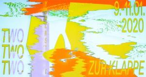 10.january 2020 – Dystopian x Zur Klappe #14